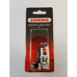 PIED AVEC GUIDE CENTRAL JANOME COVER 795819108