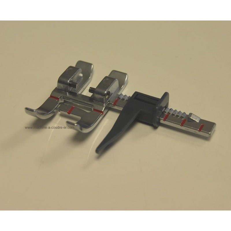 pied de guidage r glable pfaff 820677096 pieds machines coudre pfaff. Black Bedroom Furniture Sets. Home Design Ideas
