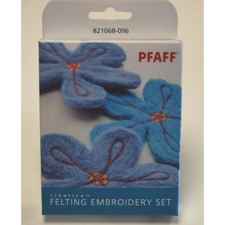 Kit accessoires à feutrer Pfaff 821068096