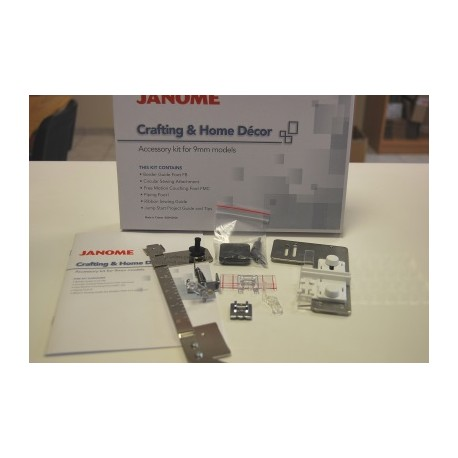 Pack Crafting & Home Decor Janome Skyline 863403006