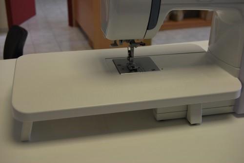 table d 39 extension janome pour 415 pour machine coudre janome 415. Black Bedroom Furniture Sets. Home Design Ideas