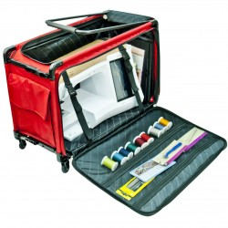 Trolley Tutto XL rouge