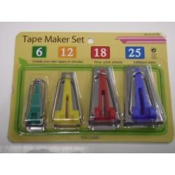 TAPE MAKER SET 4