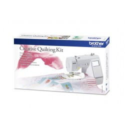 PACK QUILTING M280D et SERIE A BROTHER QKM2