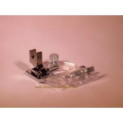 Pied pose biais réglable 5 à 20 mm pour Pfaff 820999000
