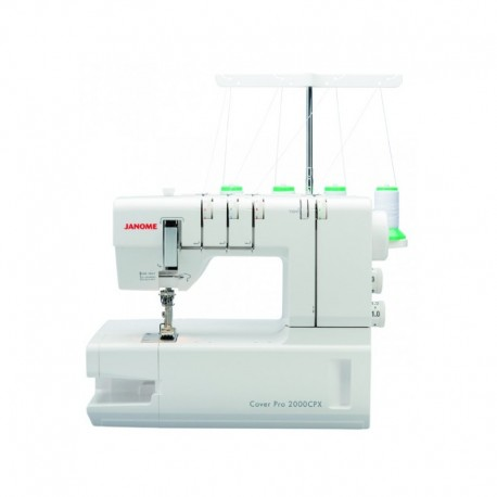 JANOME COVER PRO 2000 CPX RECOUVREUSE