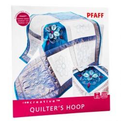 Quilter's Hoop Pfaff 200x200 mm 820940096 cadre de broderie