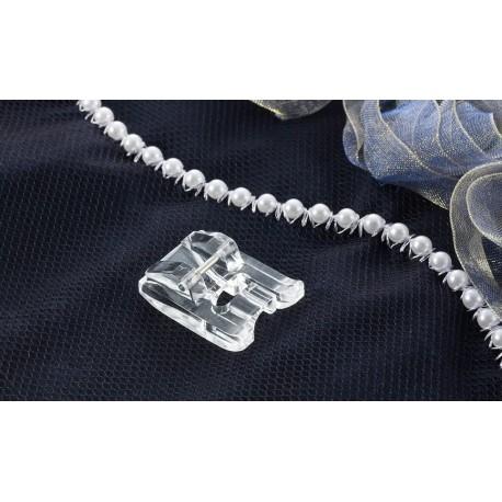 Pied pose perles Brother F028N décorez vos ouvrages avec des perles