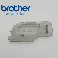 Couvercle de plaque Brother Innovis 10 10A 15 réf XH1054001