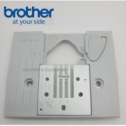 Plaque aiguille Brother CS70S réf XH4841001