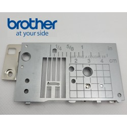Plaque aiguille Brother Innovis XJ1 Stellaire réf XF3043001