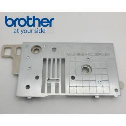 Plaque aiguille Brother FS20 réf XE6468101