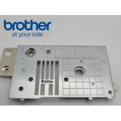 Plaque aiguille Brother Innovis 10 10A 15 20 27 réf XF4998001