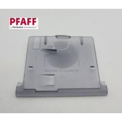Couvercle de plaque Pfaff Expression 710 réf 412963901