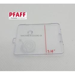 Couvercle de plaque Pfaff Smarter 140S 160S réf 416803401