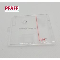 Couvercle de plaque Pfaff Passport 2.0 réf 416679701