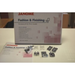 Pack Fashion & Finishing Janome Skyline 863404007
