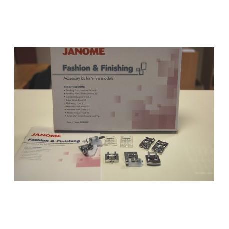 Pack Fashion & Finishing Janome Skyline 863404007