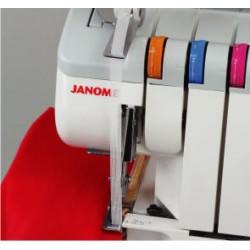 Pied biais à roulette Janome JL4109