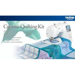 PACK QUILTING BROTHER QKM1 AVEC TABLE INNOVIS 10/15/20/27/30/35/50/55