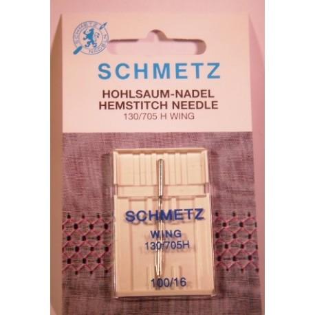 1 aiguille lancéolée 100 Schmetz