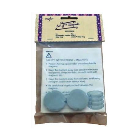 4 aimants pour Metal Hoop 620132696