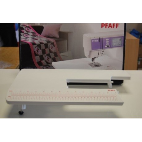 Table Pfaff Ambition 821001096 Ambition Essential 1.0 1.5 2.0