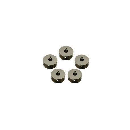 5 canettes métal Pfaff Select Tipmatic
