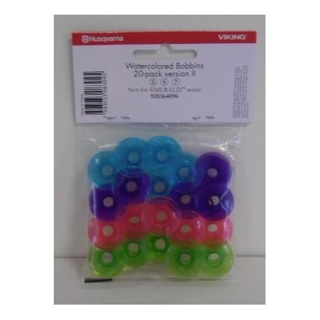 20 canettes couleur Husqvarna 920364096