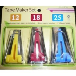 TAPE MAKER SET 3