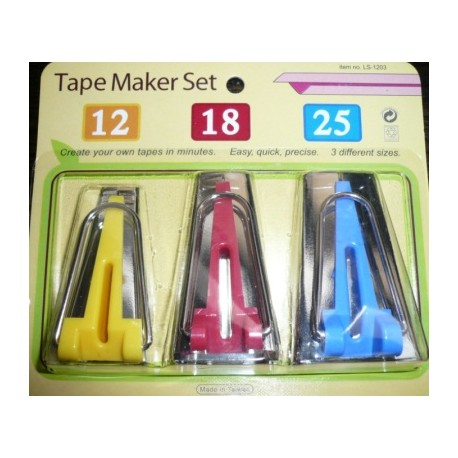 TAPE MAKER SET 3