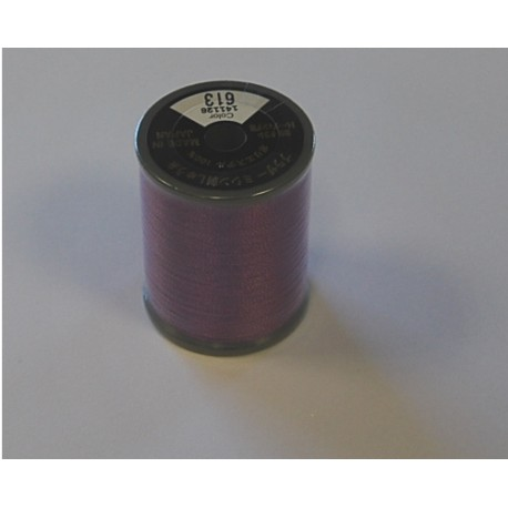 BOBINE FIL A BORDER BROTHER 300 M 613 VIOLET