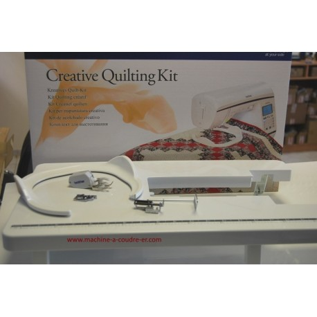 PACK QUILTING BROTHER QKF2 INNOVIS 1100/1300