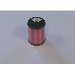 BOBINE FIL A BRODER METAL BROTHER 300 M 991 ROSE FONCE
