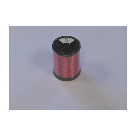 BOBINE FIL A BORDER BROTHER 300 M 991 ROSE FONCE