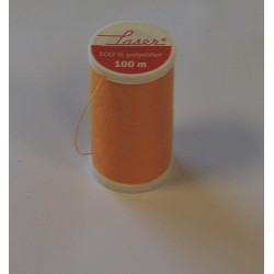BOBINE 100 M FIL A COUTURE POLYESTER ORANGE